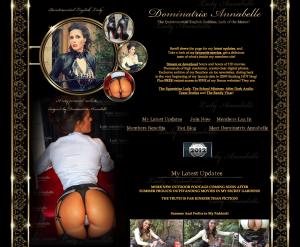 Lady Annabelle Websites
